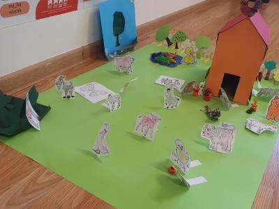 Тематична седмица за домашните животни в лятното училище на ЧСУ Аз съм българче