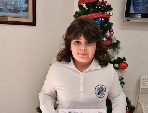 Писма From Santa Claus- Български пощи